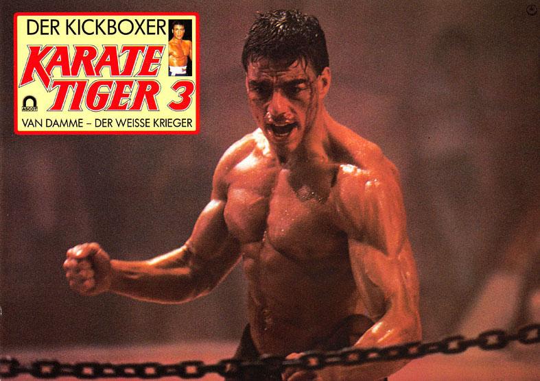 karate tiger 3 soundtrack