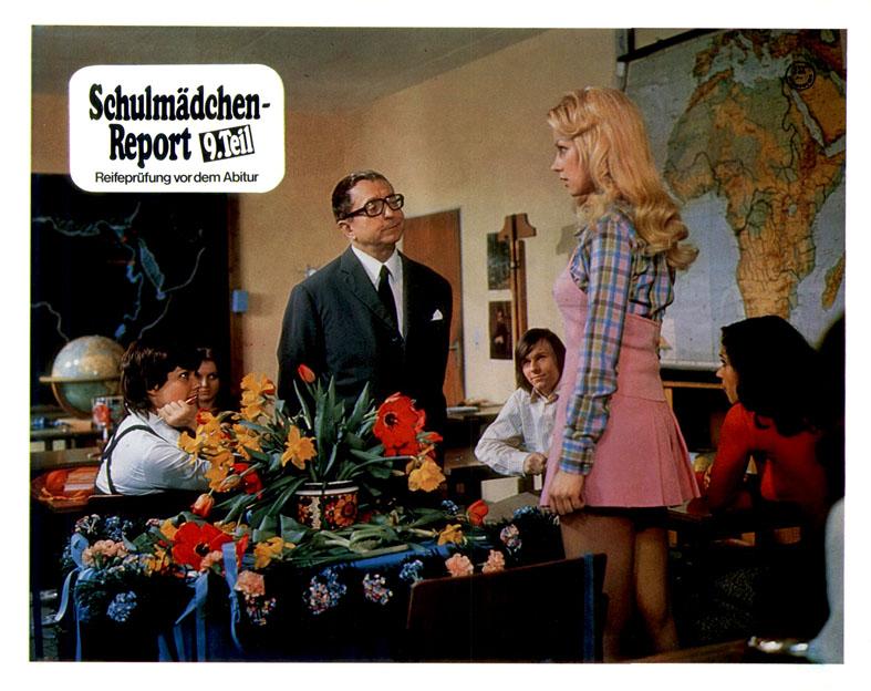 Schulmädchen Report 8