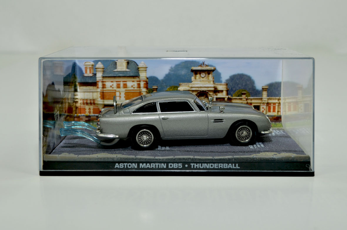 James Bond Modellauto Collection Aston Martin Db5 Ebay