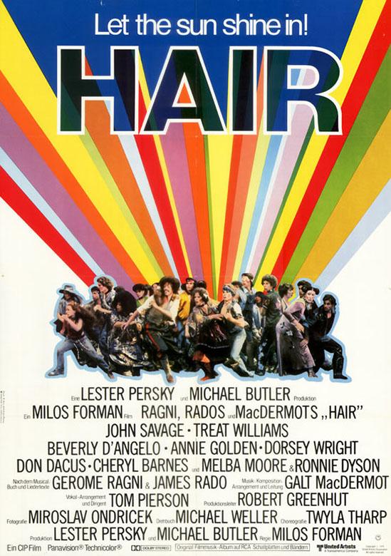 Háborúellenes: Hair