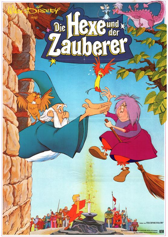 Die Hexe Und Der Zauberer Trailer