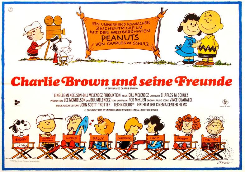 Klavierspielender Freund Von Charlie Brown